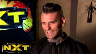 Corey Graves says farewell to NXT: WWE NXT, Feb. 1, 2017