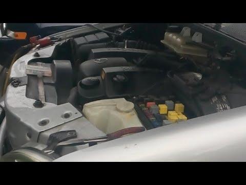 ML350 AC Fan Trick