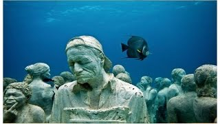 5 Lost Underwater Cities of the Ancient World