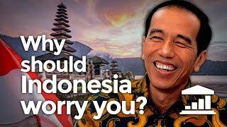 Will INDONESIA Be The New MUSLIM POWERHOUSE? - VisualPolitik EN