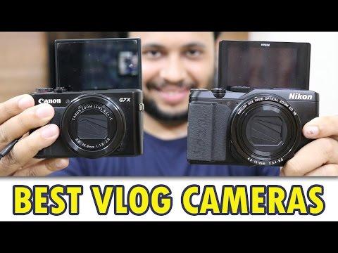 Canon G7X mark II Vs Nikon Coolpix A900 [Best Vlog Camera]