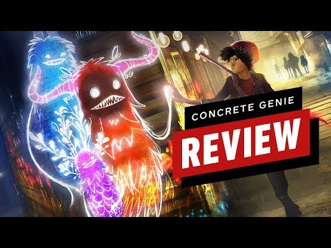 Xxx Mp4 Concrete Genie Review 3gp Sex