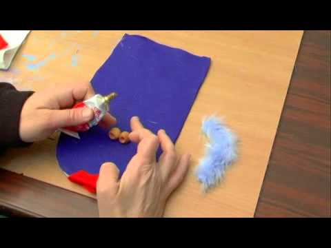 Hand Puppet: Eyes & Eyebrows