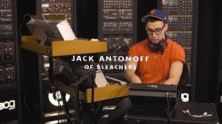 Jack Antonoff | All My Heroes | Moog Sound Lab