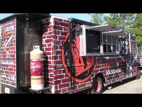 Bono's BBQ Food Truck
