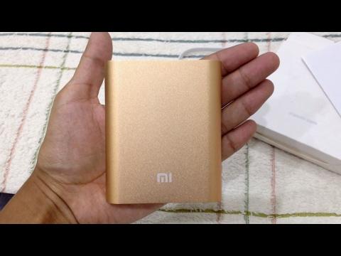 Xiaomi Powerbank Review