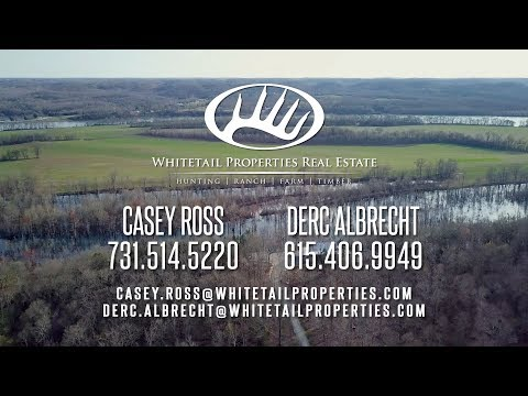 Breathtaking Property With Income Producing Tillable - Decatur Co TN 1232.3 acres