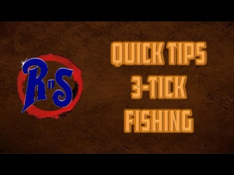 Quick Tips- A Visual Guide To 3-Tick FIshing (110k+ xp/h)