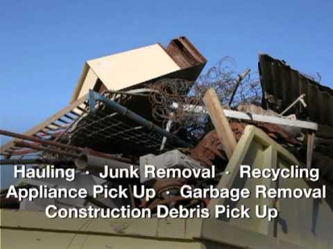 Furniture & Junk Removal