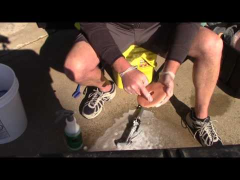 DO YOU NEED A PAD WASHER? - THE BEST WAY TO CLEAN POLISHING PADS