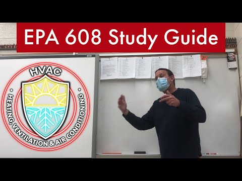 EPA Study Guide - Installing the Gauges on An AC System with Low Loss fittings