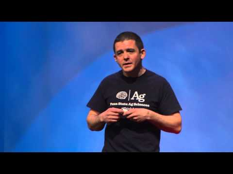 PlantVillage: using smartphones and smart crowds for food security   David Hughes   TEDxPSU