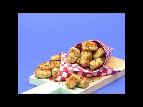 How to Make Cheesy Keto Cauliflower Tots
