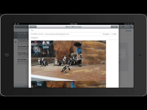 How To Email More Than Five Photos At Once On iPad Or iPhone