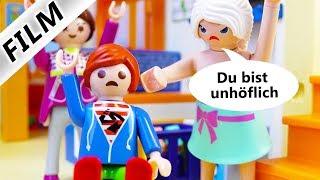 Playmobil Film Deutsch - BENIMMLEHRERIN IN KITA! JULIAN IST UNGEZOGEN - Kindergarten Familie Vogel