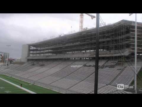 Washington State University Martin Stadium - OxBlue Time-Lapse Video