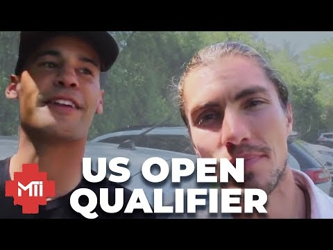 Golf US Open Qualifier Pre/Post Interview With Blaire and Gabe