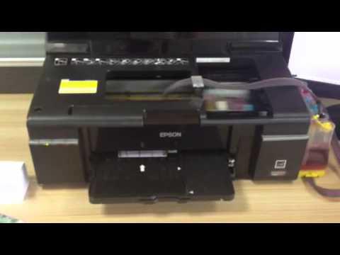 Printable Blank Inkjet ID Card Printing Demo