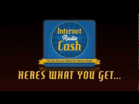 Internet Radio Cash - Ethical Radio Revenue