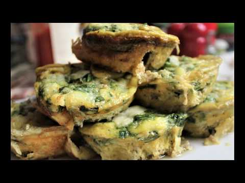 Egg muffins - 2 ways [ Oven & Pan] - KETO or Paleo friendly - Breakfast muffins | Lunchbox special