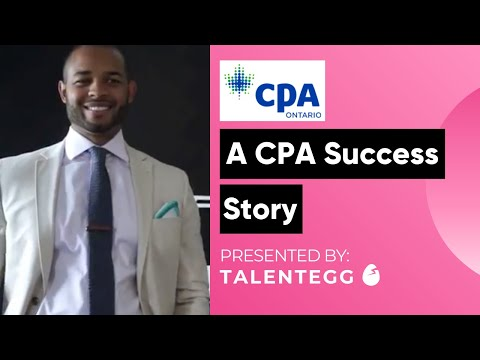 Case Study: A Recent CPA Success Story