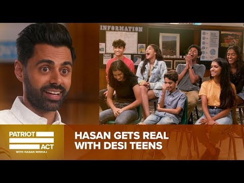 Xxx Mp4 Hasan Learns What It's Like To Grow Up Desi In 2019 Patriot Act With Hasan Minhaj Netflix 3gp Sex