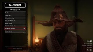 red dead redemption 2 scarecrow sombrero Videos - 9tube tv