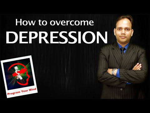 How to overcome Depression | VED | [Hindi]