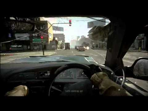 Medal of Honor: Warfighter Xbox 360 Gameplay Part 3