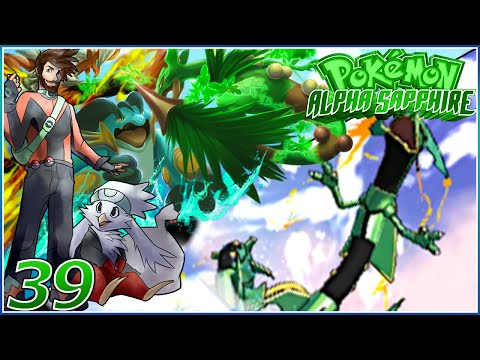 Pokemon Omega Ruby & Alpha Sapphire [ORAS FaceCam] Let's Play #39