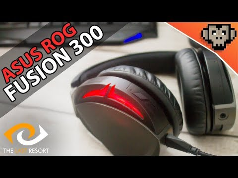 Asus ROG Fusion 300 Gaming Headset | TLR REVIEW #Sponsored