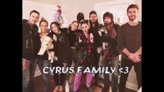 Miley Cyrus and Liam Hemsworth - Merry Christmas 2016