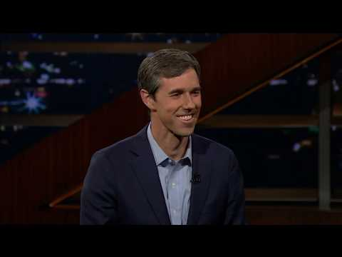 Beto O'Rourke | Real Time with Bill Maher (HBO)