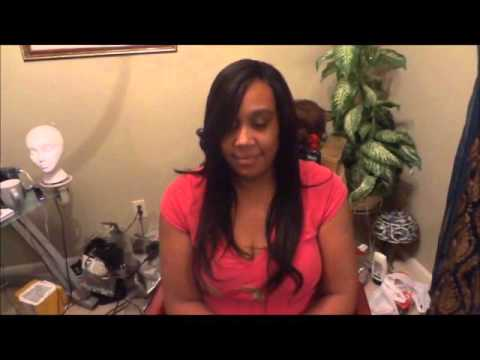 INVISIBLE HAIRLINE SEW IN 18