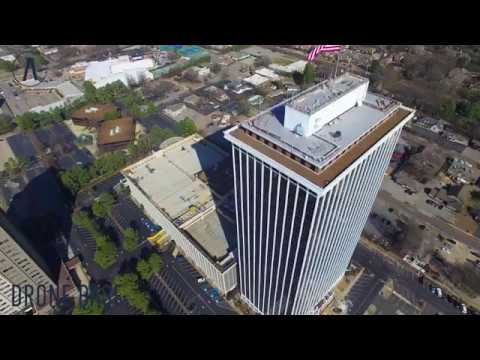 Commercial Real Estate Aerial Marketing Video