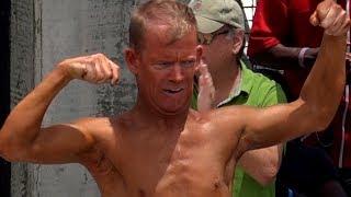 Inspirational Disabled Bodybuilder Scott Webber