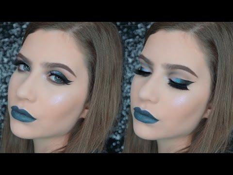 BLACKLIGHT Makeup Tutorial
