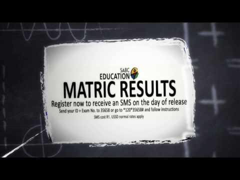 Matric Results campaign service