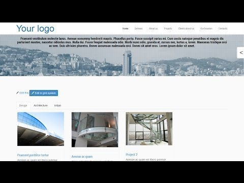 Make One Page website for corporate business, marketing, Portfolio using wordpress theme A-Z