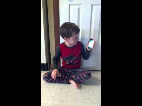 Three Way Chat Instruction by 6 year old