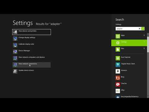 Windows 8 - Support for IPv6