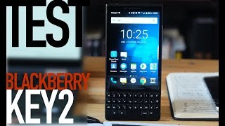 Test du Blackberry KEY2 (en français) : notre coup de coeur de 2018 !