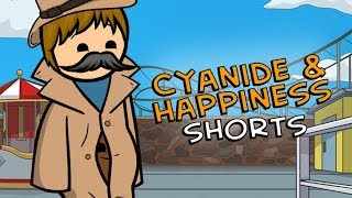 The Tall Boys - Cyanide & Happiness Shorts