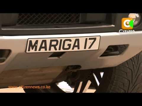 Mariga Car Impounded