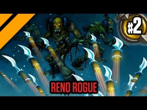 Day[9] HearthStone Decktacular #187 - Reno Rogue P2