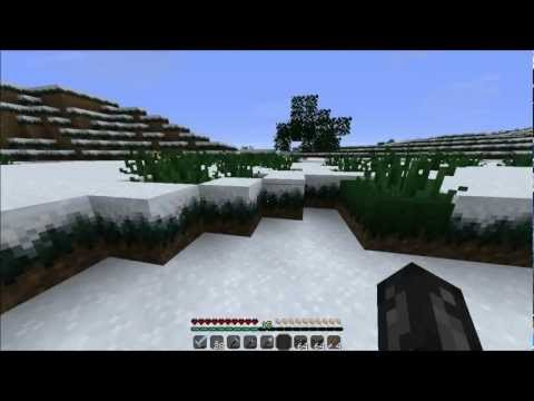 Minecraft: in Version 1.1 Sheep Grow Back Wool! (Mr. Survival episode 20)