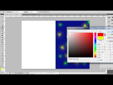 How to Create Greeting Card in Photoshop CS5