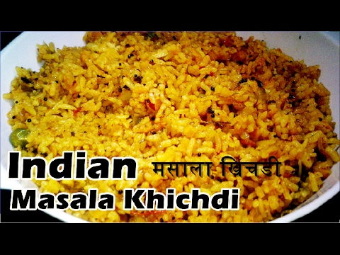 Masala Khichdi(मसाला खिचडी)indian Most Popular Famous delicious Recipe - Youtube