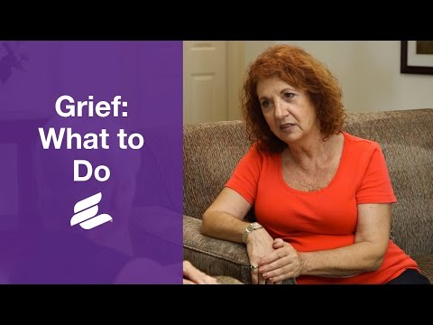 How to Help Someone in Grief