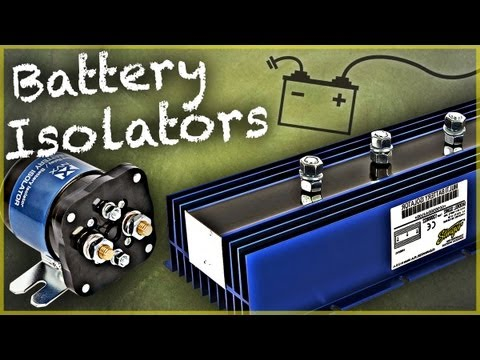 Battery Isolators - Types & How to Install | Car Audio 101